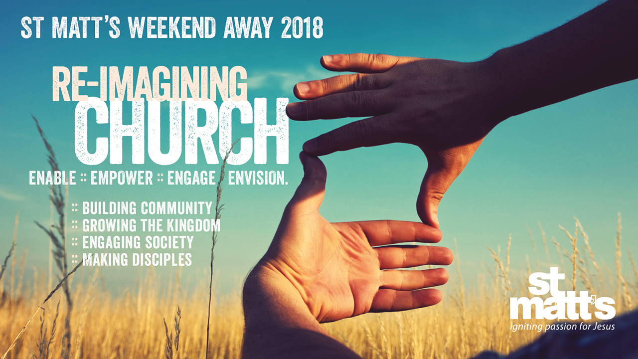 [Weekend Away] Session Two: Engage.